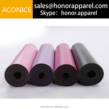 New & Hot sale High Density Anti-Tear Exercise Yoga Mat with Carrying Strap