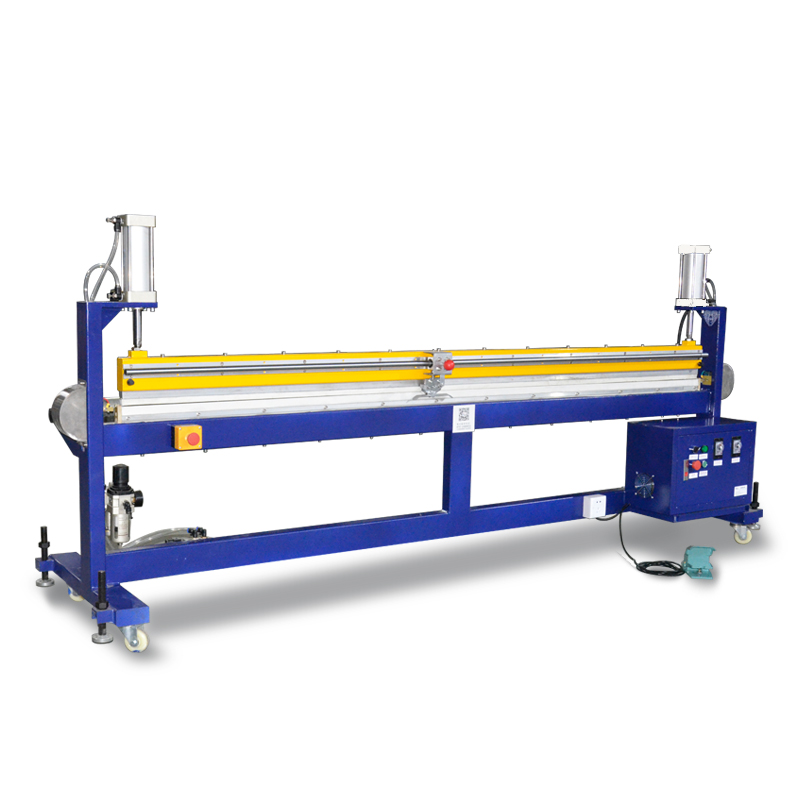 3 m pvc pe film snijmachine