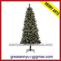 christmas decoration yiwu wholesale artificial christmas tree
