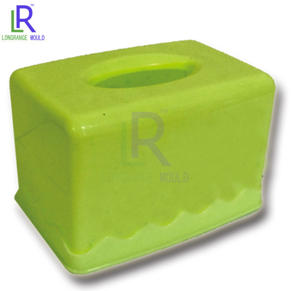 new design plastic tissue box mould <strong>injection</strong> factory