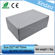 222*145*75mm Metal Electrical Outlets Floor Box