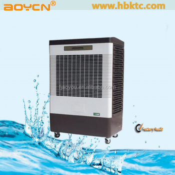 220V Commercial Portable Evaporative Air Conditioner With Water Tank