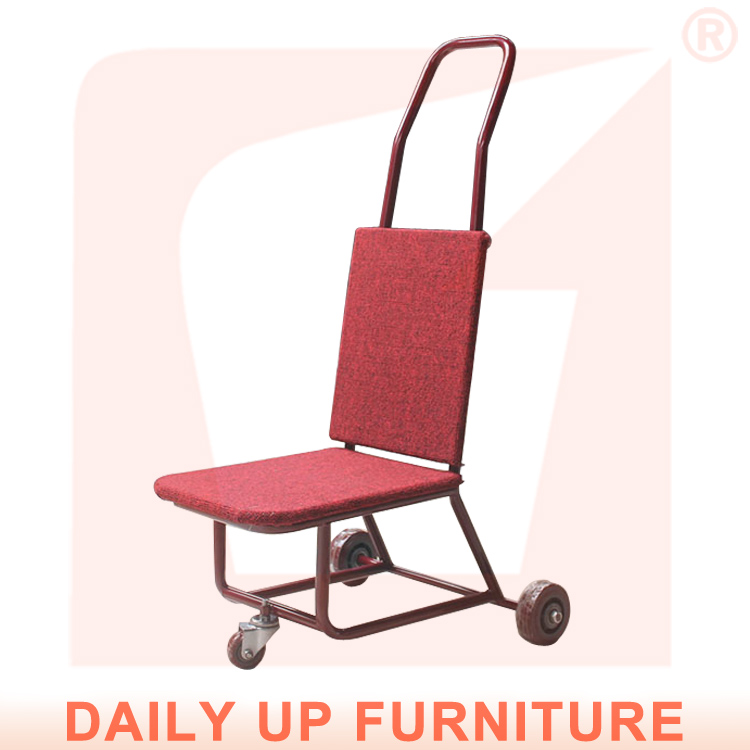 furniture trolley. handtruck trolley for chair hotel luggage cart banquet with castors - buy chair,hotel cart,banquet furniture