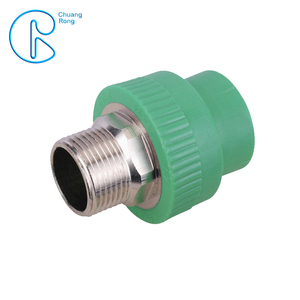 Green Environment-friendly PPR pipe socket fitting
