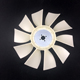 truck radiator Fan blade for iveco truck good quality Heavy duty vehicle