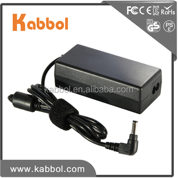 New 5517mm Plug 19V 342A 65W Laptop AC Adapter Power Supply Battery