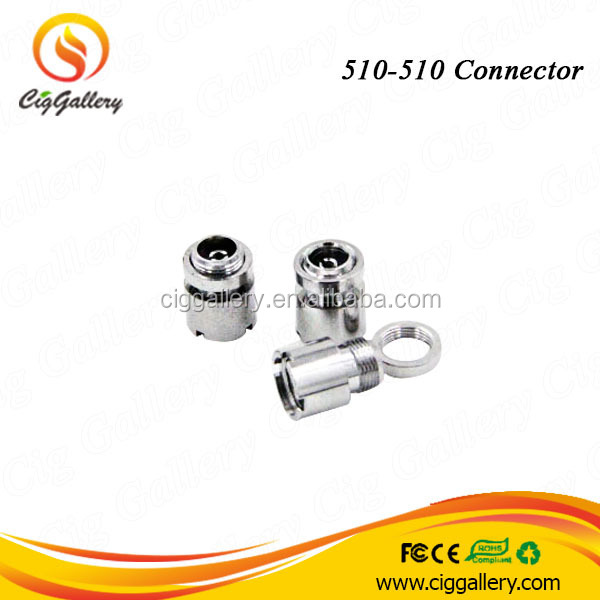 2014 hot selling 510 to Ego battery DIY 510 connector for electronic cigarette