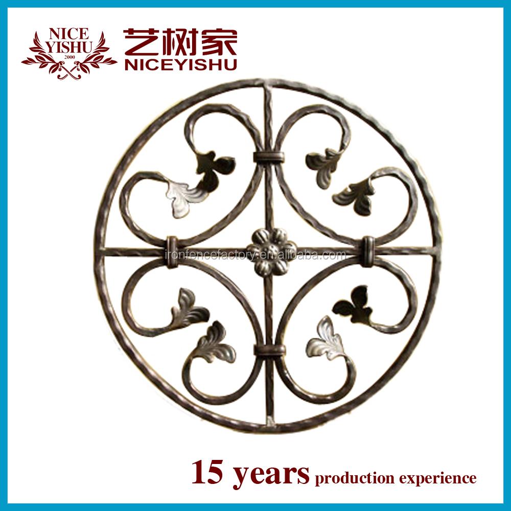 Gesmeed ijzer metalen hek hek ornamenten voor decoratie hekwerk trellis en poorten product id - Arbor gesmeed ijzer ...