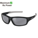 PROGEAR Urban U1513 col.1 Youth Great Quality Wind Proof One Piece Multi Color Black Mirror sport myopia eyewear frame