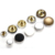 Garment DIY china wholesale 8mm 12mm 35mm custom spring snap on clothing buttons