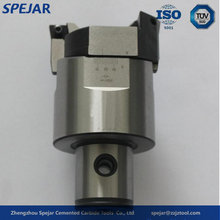 adjustable boring head for milling machines