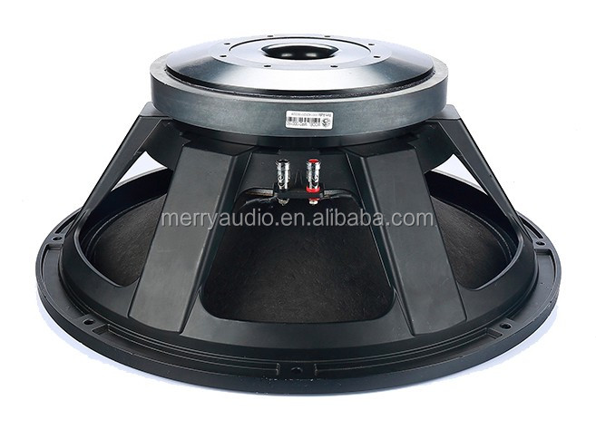 Guangzhou professional speaker manufacturer super power 6'' voice coil dj 21 inch speaker