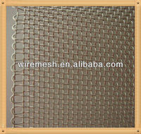 mesh 8 steel woven wire mesh/wire mesh screen/wire mesh cloth (manufacture)