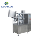NF-60 Small Hand Cream Plastic Tube Filling And Sealing Machine For Cosmetic
