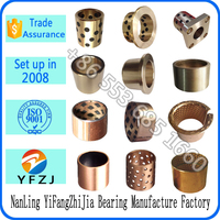 Alibaba wholesale high quality bronze graphite bearing,copper bushing ,bronze bushing