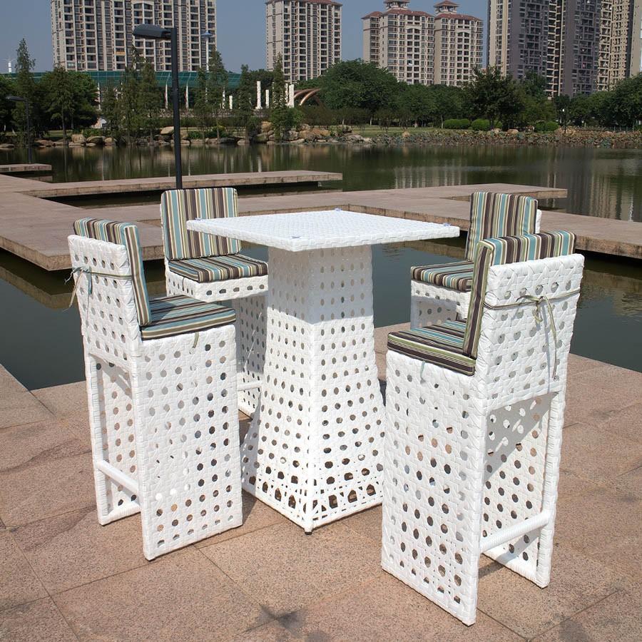 Gartenmöbel bar set im garten-sets hochstuhl-Möbel im Freien-Produkt ...