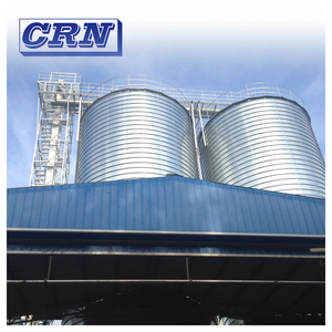 CRN storage silo used maize/ for feed storage with nice quality