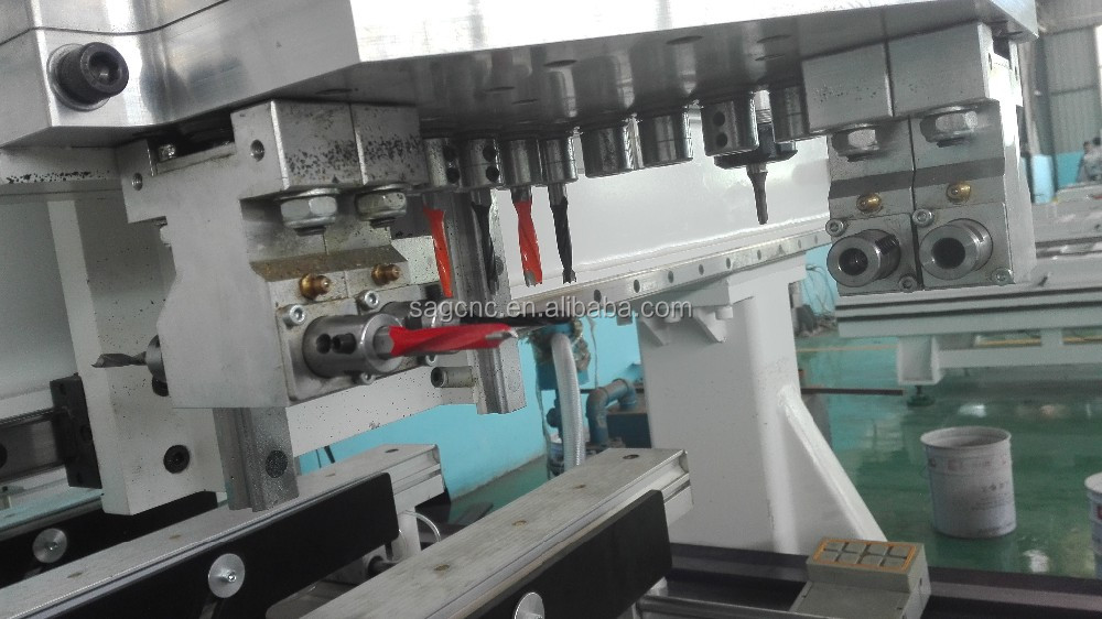 Save Labor Cost And Material Atc Cnc Router Used Woodworking Machine For  Sale Wood Furniture Production Line - Buy Used Woodworking Machine For