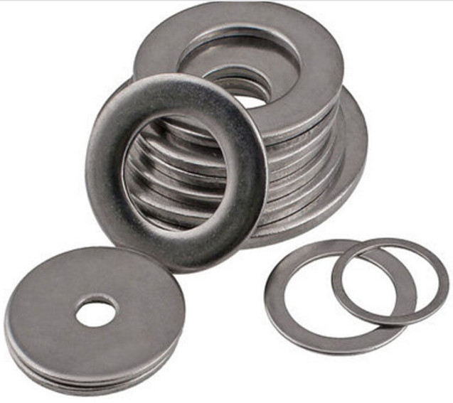M1.6-M30 M2 M3 M4 M5 M6 M24 Stainless Steel Ultra Thin Washers Flat Metal washer