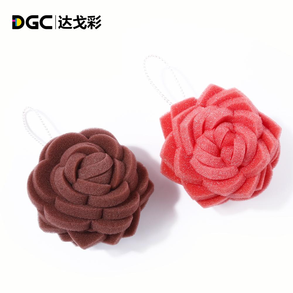 beautiful puff flower mat - 1000×1000