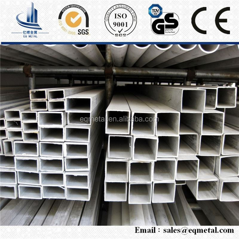 21ft galvanised scaffold tube