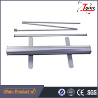 aluminum roll up stand ,outdoor banner stand , pull up banner