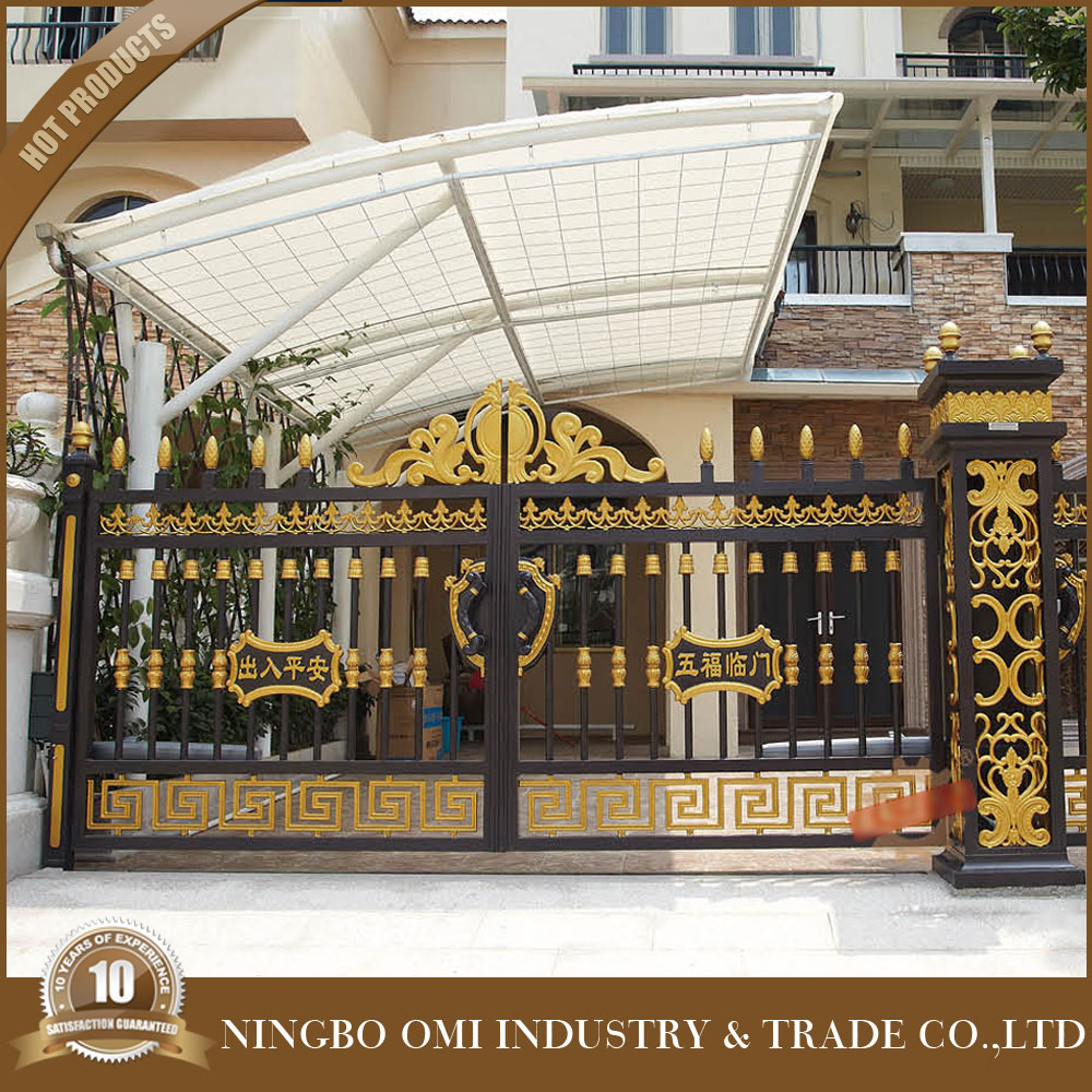 Main gate colors simple gate design door aluminum gate designnice modern main