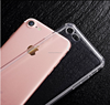 Slim Transparent Hybrid Hard ABS Plastic Crystal TPU Case For iPhone 6s, Cell Phone Bumper Case for iPhone 6S Plus