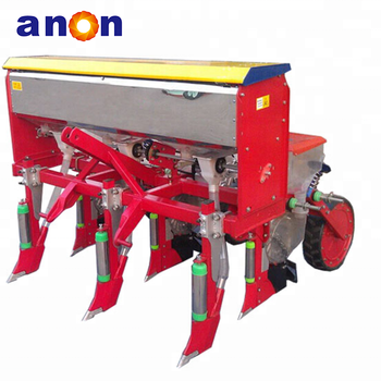 Anon Used For Mini Tractor And Walking Tractor Corn Seeder Planter For Sale  - Buy Corn Seeder Planter For Sale,3 Point Hitch Corn Seed Planter,4-row