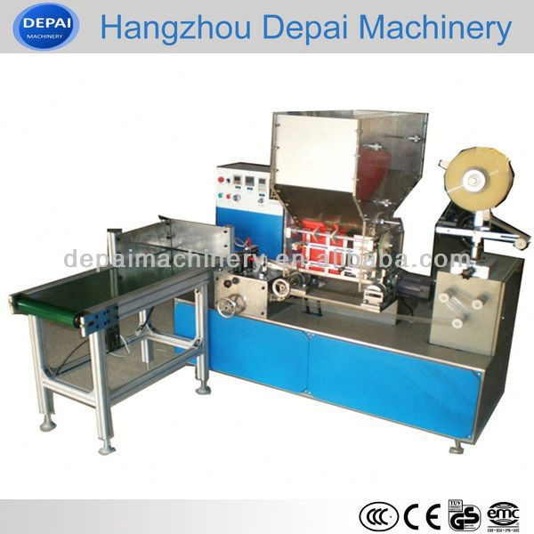 High speed straw packager for straight tube / spoon-shaped tube and ben tube