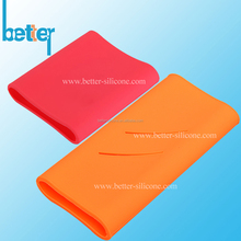 factory protective drop-resistance silicone rubber charger case sleeve