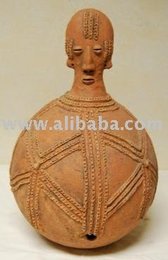 Old African vessel for sale