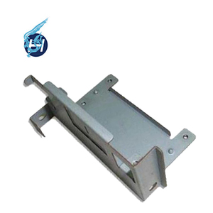 China supplier provide customized sheet metal processing CNC machining for mechanical parts