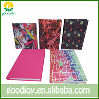 2016 fashion and cute book coverstretchable jumbo size book covers for 6 pack