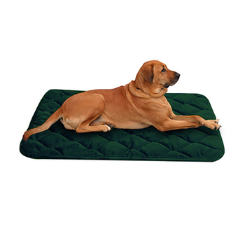 Large Dog Bed  Crate Pad Mat dog  Mattress Anti-Slip 100% Machine Washable Kennel Mats Luxury Color