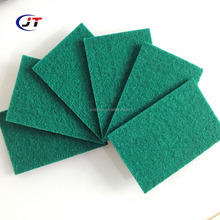 Hot Sale Abrasive Green Pad Heavy Duty Scrub Pad Green Scouring Pad