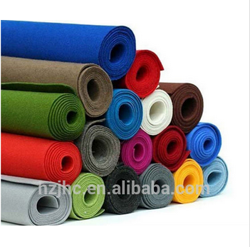 Waterproof printed polyester non-woven wallcovering fabric roll