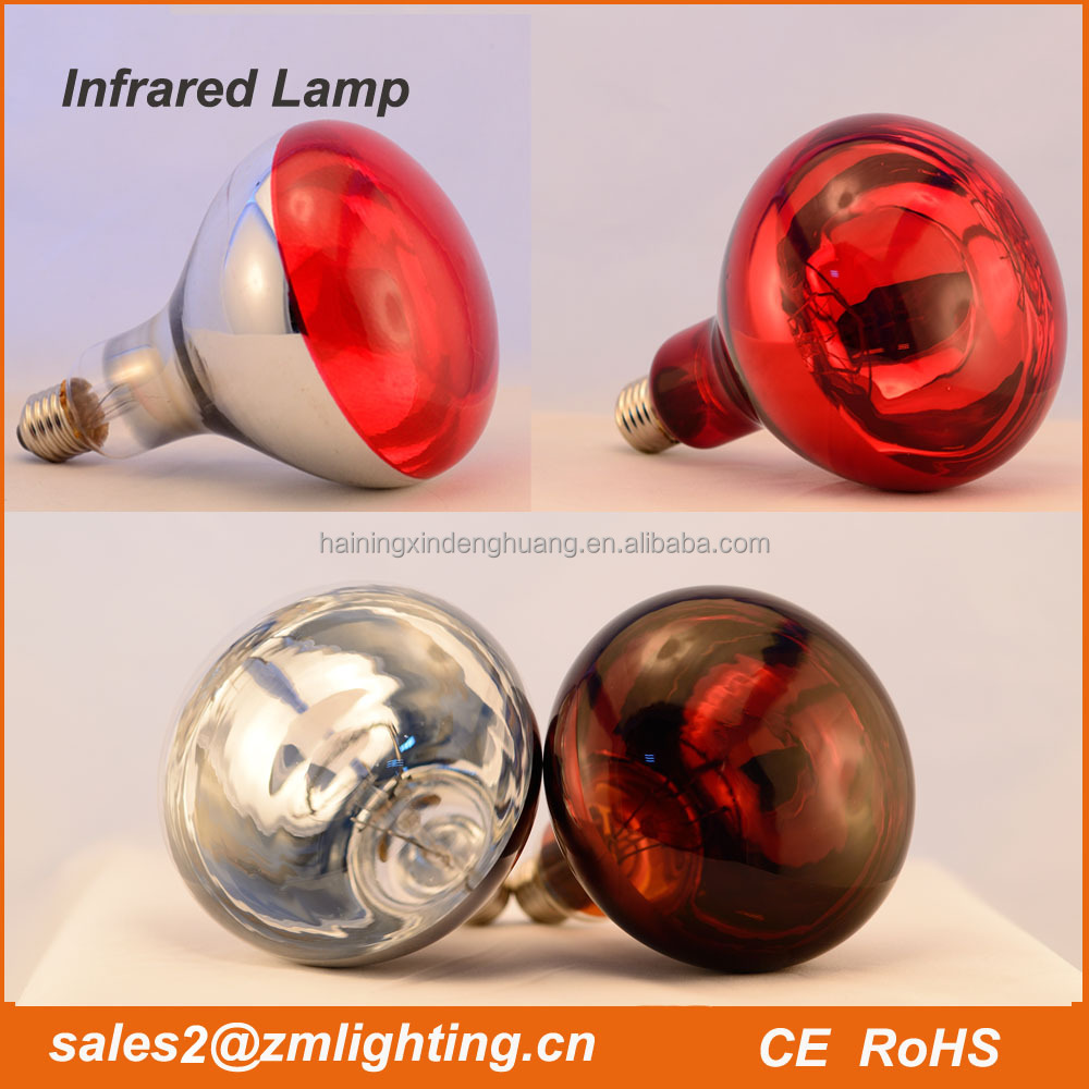 Near infrared suana infrared heater lamp for infrared sauna room