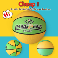 size 1 cheap small rubber basketball, promo balls