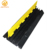 3 Channel Rubber Cable Protector Ramp  Floor Cable Protector Humps Cable Protector