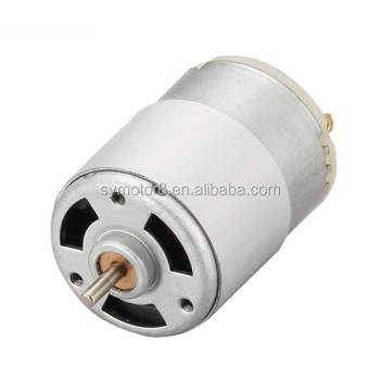 Hair dryer motor rs 5412 rs5412 high voltage dc motor for Dc motor hair dryer