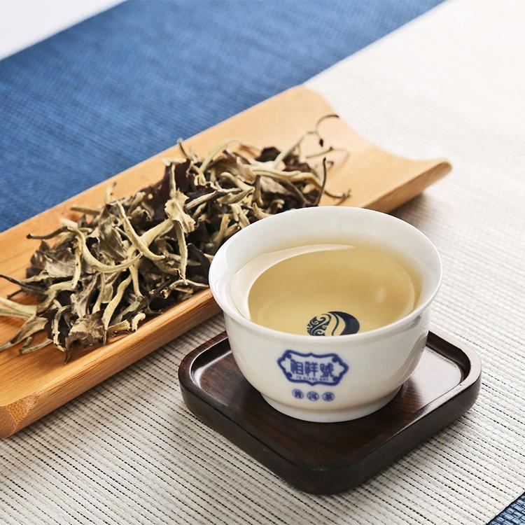 2019 hot selling wholesale cha organic white tea 357g brick - 4uTea | 4uTea.com