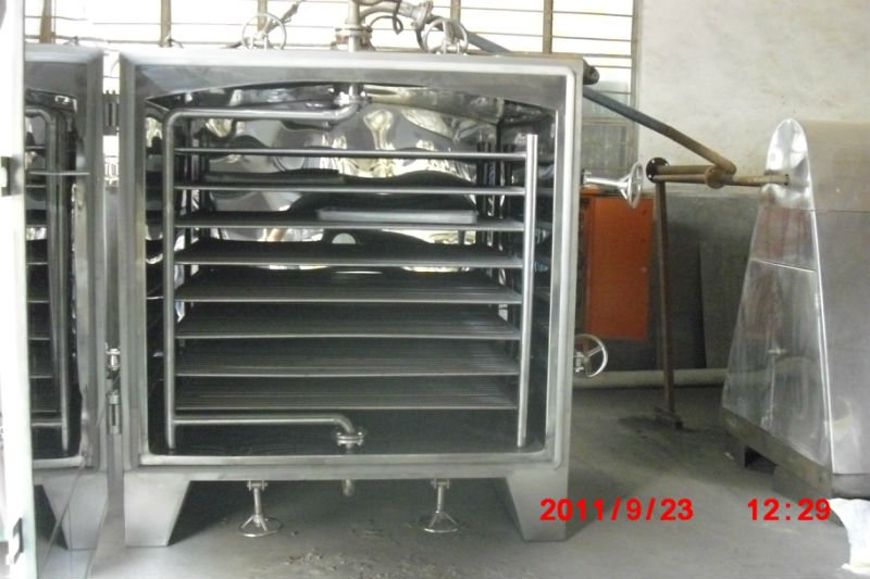 High Quality Resin Vacuum Tray Dryer/ Plastic Resin Vacuum Dryer