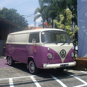 New Fashion Vw T2 Food Truck For Europe