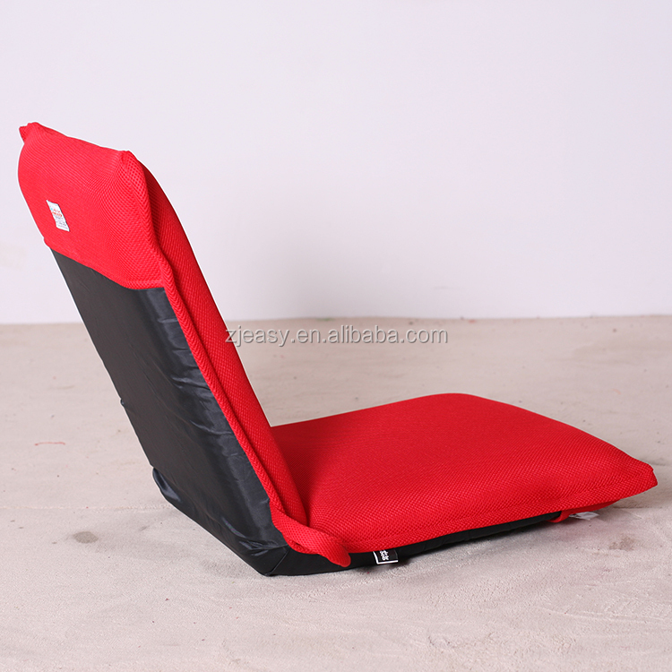 Mesh No Legs Folding Chair With 5 Positions Adjustable Backrest   Buy No  Legs Folding Chair Product On Alibaba.com