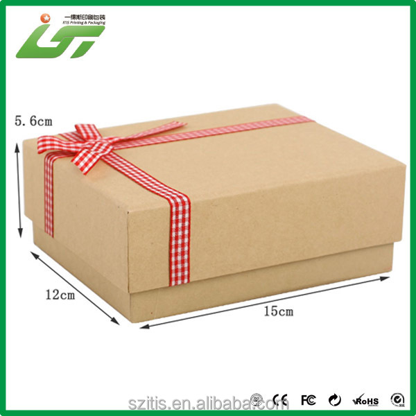 Best sale luxury design kraft baby clothes gift box packaging manufacturers china