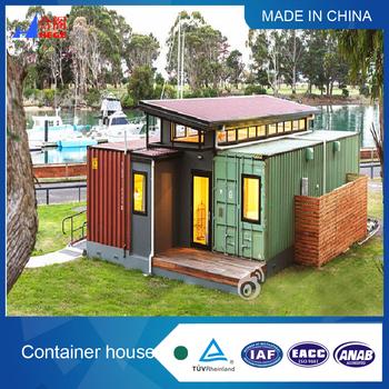 Gallery of la cina ha fatto a basso costo case container for Semplici piani casa a basso costo