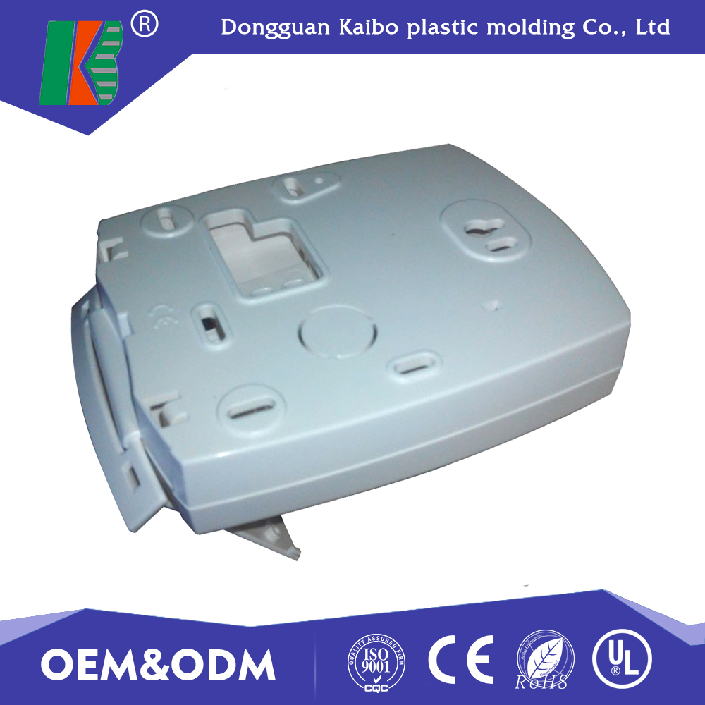 New design abs injection plastic electronics shell with top price