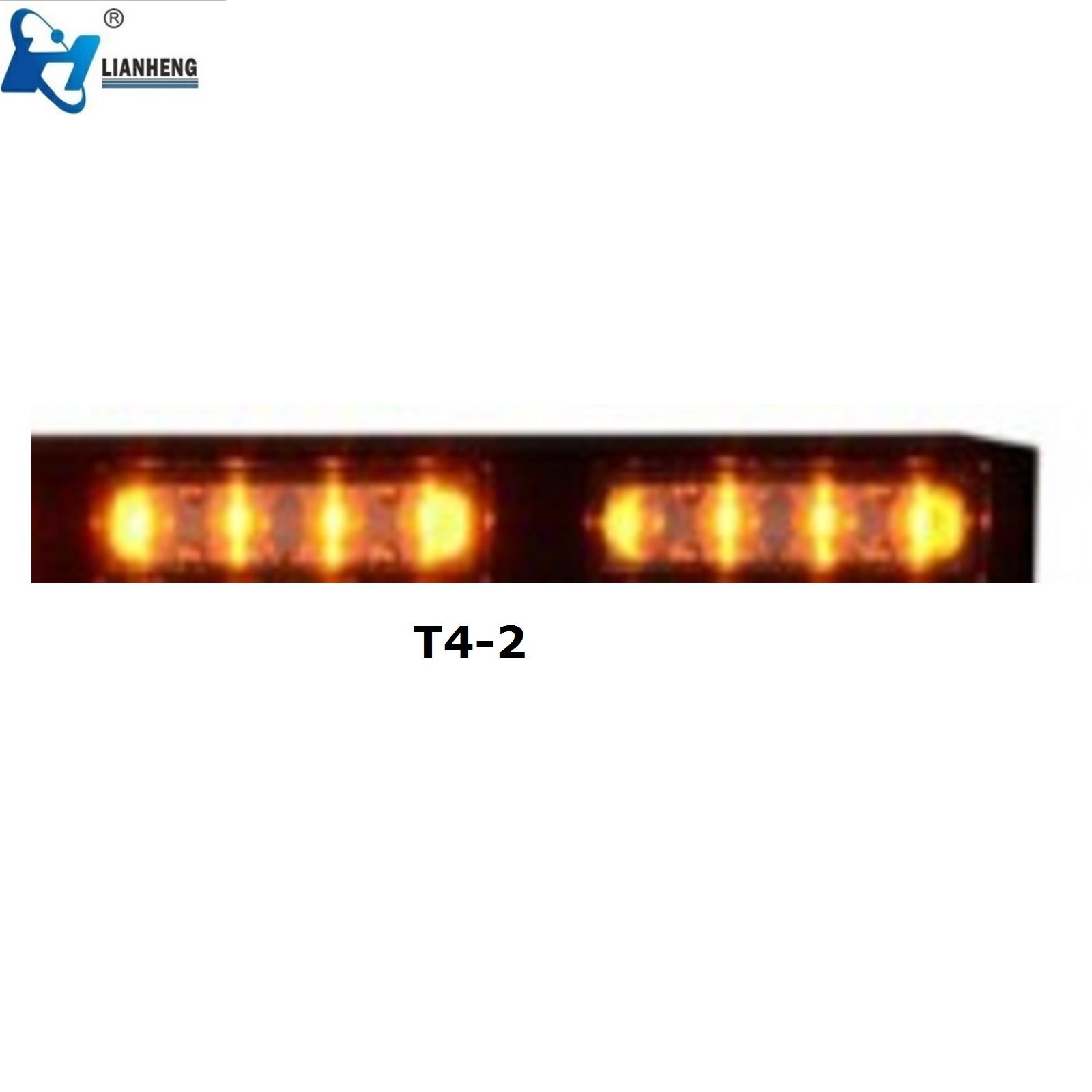 Led light bar traffic advisor
