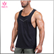 Custom high quality grey men gym vest fitness clothing manufacturer quick dry for man